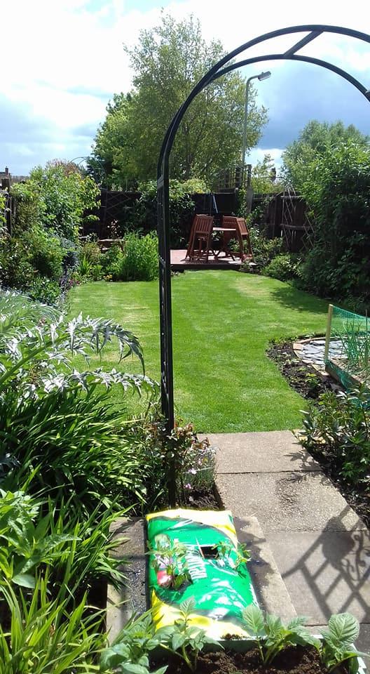 Garden - May 2017